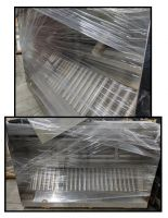 Used, Industrial Exhaust Hood